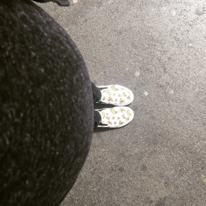 Adventures With Isla Blog Bump and Sophia Webster Banana Sneakers...