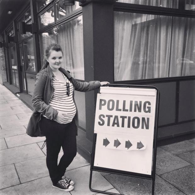 Time to vote...Adventures With Isla Blog