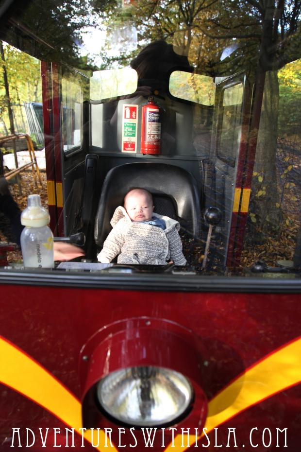 Adventures With Isla Blog - Ruislip Lido Railway