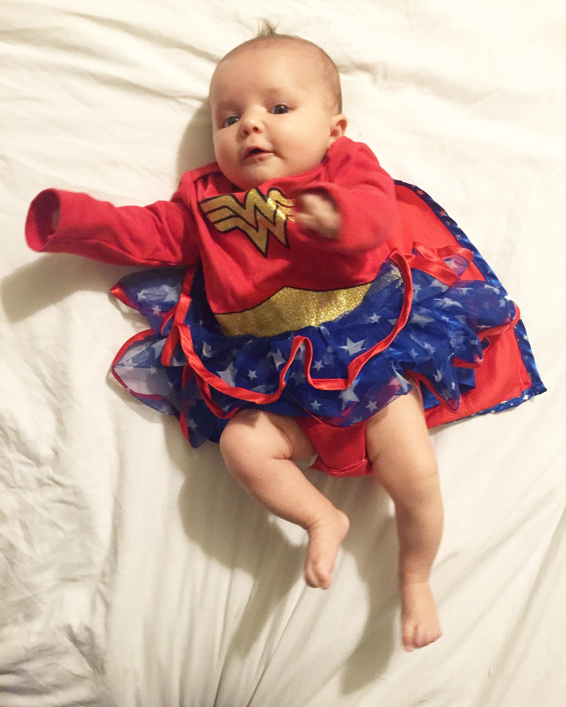 Wonder Woman Infant Halloween Costume