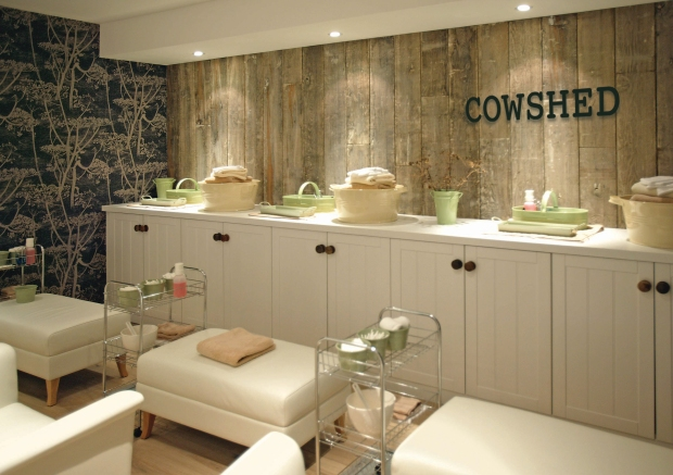 ST MORITZ - Cowshed Spa